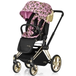 Cybex by Jeremy Scott Cherubs Priam LUX - wózek spacerowy | Cherub Pink