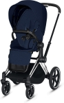 Cybex e-Priam - wózek spacerowy | PLUS Midnight Blue