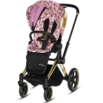 Cybex Priam 2.0 - wózek spacerowy | Cherub Pink by Jeremy Scott