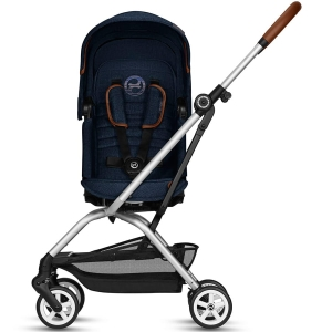 Cybex Eezy S Twist - obrotowy wózek spacerowy | Denim Edition Denim Blue