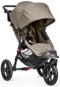 Baby Jogger City Elite - wózek spacerowy | Sand