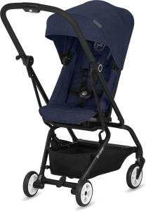 Cybex Eezy S Twist - obrotowy wózek spacerowy | Denim Blue