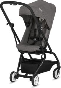 Cybex Eezy S Twist - obrotowy wózek spacerowy | Manhattan Grey