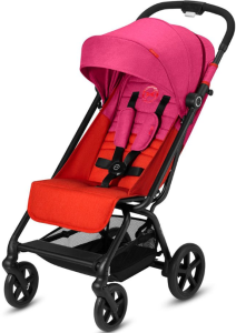 Cybex Eezy S+ - wózek spacerowy | Fancy Pink