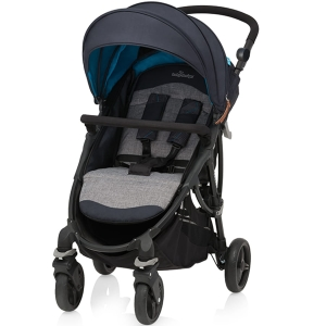 Baby Design SMART - wózek spacerowy | 17 Graphite