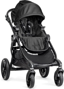 Baby Jogger City Select - wózek spacerowy | Black