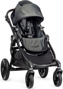 Baby Jogger City Select - wózek spacerowy | Charcoal