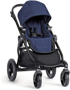 Baby Jogger City Select - wózek spacerowy | Cobalt