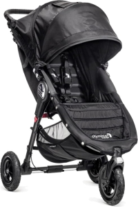 Baby Jogger City Mini GT - wózek spacerowy | Black/Black