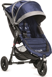 Baby Jogger City Mini GT - wózek spacerowy | Cobalt/Gray
