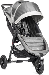 Baby Jogger City Mini GT - wózek spacerowy | Steel/Gray