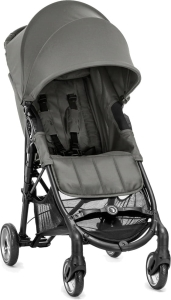 Baby Jogger City Mini ZIP - wózek spacerowy | Steel/Gray