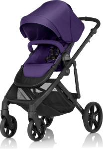 Britax-Romer B-Ready - wózek spacerowy | Mineral Purple