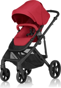 Britax-Romer B-Ready - wózek spacerowy | Flame Red