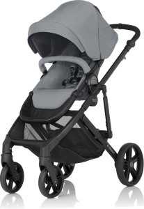 Britax-Romer B-Ready - wózek spacerowy | Steel Grey