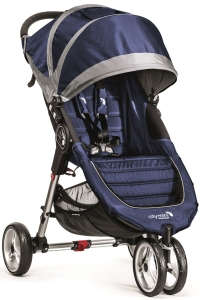 Baby Jogger City Mini - wózek spacerowy | Cobalt / Grey