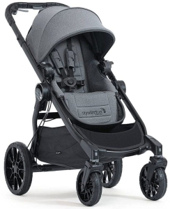 Baby Jogger City Select Lux - wózek spacerowy | Ash