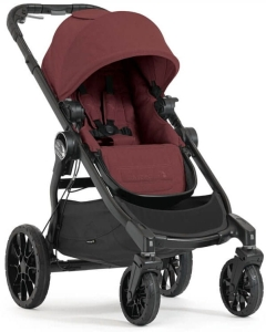 Baby Jogger City Select Lux - wózek spacerowy | Port