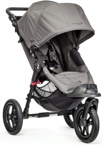 Baby Jogger City Elite - wózek spacerowy | Grey