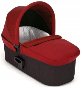 Baby Jogger Deluxe Pram - gondola do wózka City*/ Premier/ Summit X3 | Red