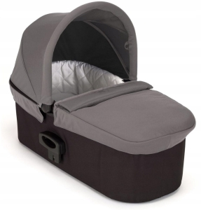 Baby Jogger Deluxe Pram - gondola do wózka City*/ Premier/ Summit X3 | Grey
