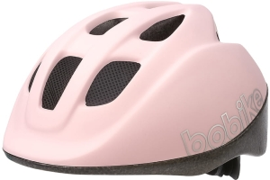 Bobike GO -  kask rowerowy | Cotton Candy Pink XS