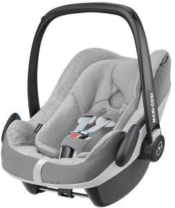 Maxi Cosi Summercover - pokrowiec letni frotte do fotelika Pebble, Pebble+ | Cool Grey
