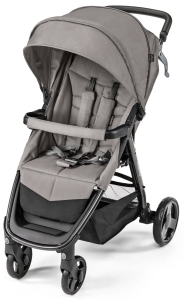 Baby Design Clever - wózek spacerowy | 07 Gray