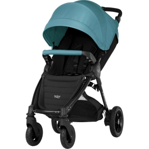 Britax-Romer B-Motion 4 Plus - wózek spacerowy | Lagoon Green