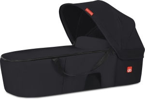 GB Cot to Go - składana gondola do wózka | Satin Black