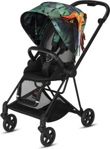 Cybex Mios 2.0 - wózek spacerowy | Birds of Paradise
