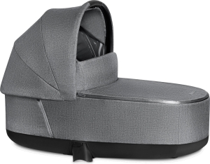 Cybex Carry Cot Lux - gondola do wózka Priam 2.0 | PLUS Manhattan Grey