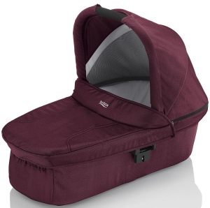 Britax-Romer Gondola - gondola do wózków B-Agile/B-Motion/Smile 2/B-Ready | Wine Red Denim