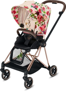 Cybex Mios 2.0 - wózek spacerowy | Spring Blossom Light