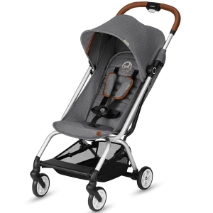 Cybex Eezy S - podróżny wózek spacerowy | Denim Edition Manhattan Grey