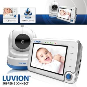 Luvion Video Niania Supreme Connect Monitor /Niania Elektroniczna