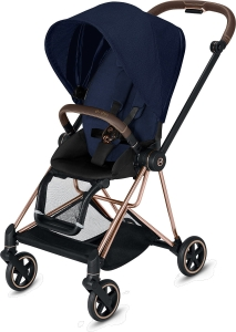 Cybex Mios 2.0 - wózek spacerowy | Plus Midnight Blue