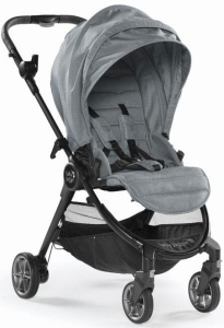 Baby Jogger City Tour Lux - wózek spacerowy | Slate