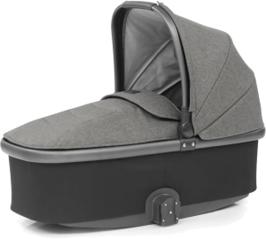 Baby Style Oyster 3 - gondola do wózka | Mercury Grey