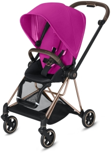 Cybex Mios 2.0 - wózek spacerowy | Fancy Pink