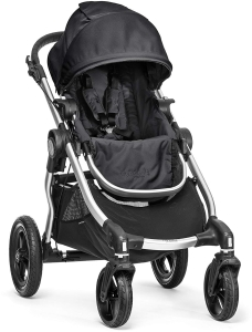 Baby Jogger City Select - wózek spacerowy | Onyx