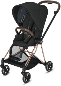 Cybex Mios 2.0 - wózek spacerowy | Deep Black