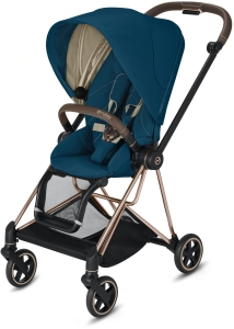 Cybex Mios 2.0 - wózek spacerowy | Mountain Blue