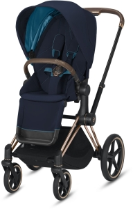 Cybex Priam 2.0 - wózek spacerowy | Nautical Blue