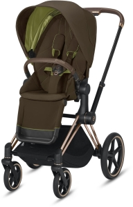 Cybex Priam 2.0 - wózek spacerowy | Khaki Green