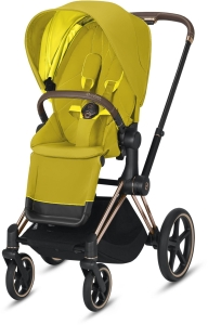 Cybex Priam 2.0 - wózek spacerowy | Mustard Yellow