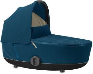 Cybex Carry Cot Lux - gondola do wózka Mios 2.0 | Mountain Blue
