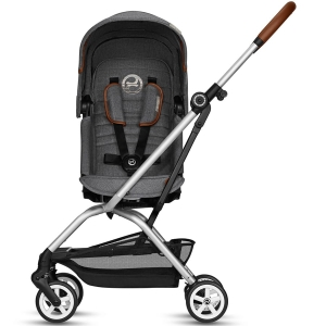 Cybex Eezy S Twist - obrotowy wózek spacerowy | Denim Edition Manhattan Grey