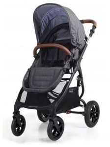 Valco Baby Snap 4 Ultra Trend SPORT - wózek spacerowy | Charcoal