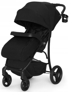 Kinderkraft Cruiser - wózek spacerowy | Black